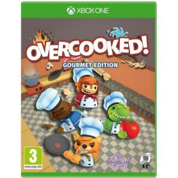 Team Overcooked Gourmet Edition