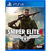 Jeu PS4 Just For Games Sniper Elite 4