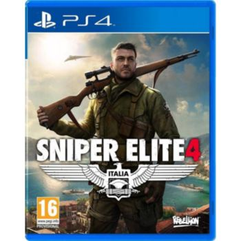 Just For Games Sniper Elite 4