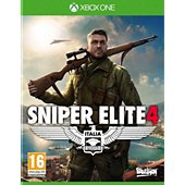 Jeu Xbox One Just For Games Sniper Elite 4