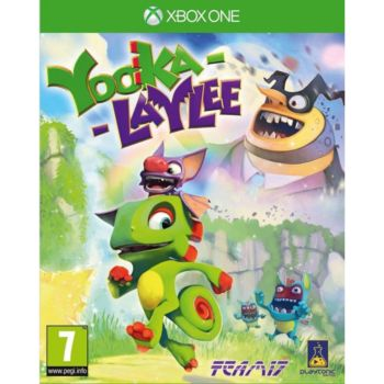 Just For Games Yooka-Laylee