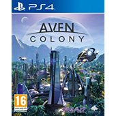 Jeu PS4 THQ Aven Colony