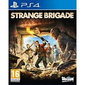 Jeu PS4 Just For Games Strange Brigade