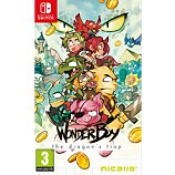 Jeu Switch Just For Games Wonder Boy The Dragon's Trap