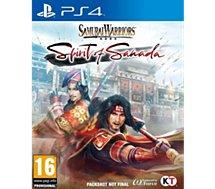 Jeu PS4 Koch Media Samurai Warriors : Spirit of Sanada