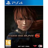 Jeu PS4 Koch Media  Dead or Alive 6