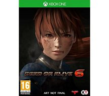 Jeu Xbox One Koch Media  Dead or Alive 6