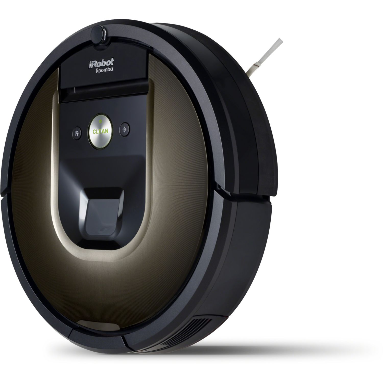 aspirateur robot location aspirateur robot irobot roomba 980. Black Bedroom Furniture Sets. Home Design Ideas