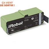 Batterie aspirateur Irobot Batterie Lithium 3000 mAh