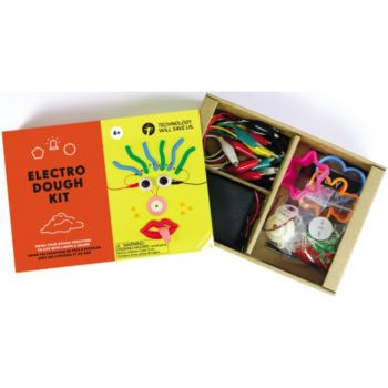 Technology Will Save Electro Dough Kit