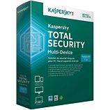 Logiciel antivirus et optimisation Kaspersky Total Security Multi-Device 2016 5postes