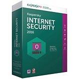 Logiciel antivirus et optimisation Kaspersky Internet Security 2016 2 postes/1an