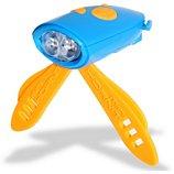 Sonnette Hornit  Mini Bleu/Orange