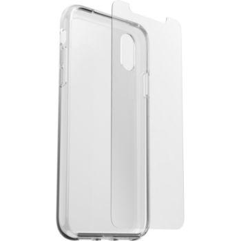 Otterbox iPhone Xr Coque + Verre trempé