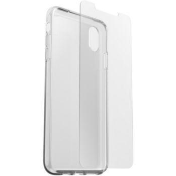 Otterbox iPhone Xs Max Coque + Verre trempé