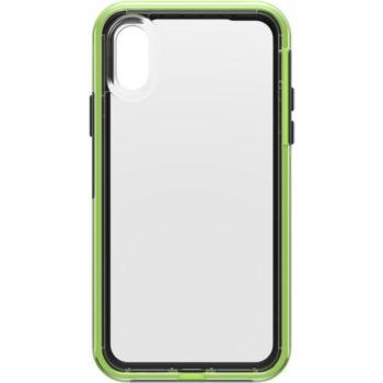 Lifeproof iPhone Xs Slam Antichoc vert/noir