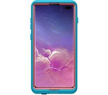 Coque Lifeproof  Samsung S10+ Fre Etanche bleu