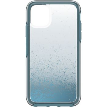 Otterbox iPhone 11 Symmetry transparent/bleu