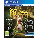 Jeu PS4 Just For Games Jeu VR Moss