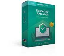 Logiciel antivirus et optimisation Kaspersky  Anti-Virus 2019 (1 Poste / 1 An)