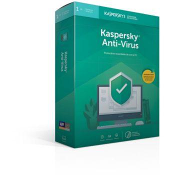 Kaspersky Anti-Virus 2019 (1 Poste / 1 An)