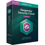 Logiciel antivirus et optimisation Kaspersky  Security Cloud Personal (5 Postes /1 An)