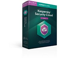 Logiciel antivirus et optimisation Kaspersky  Security Cloud Family (20 Postes / 1 An)