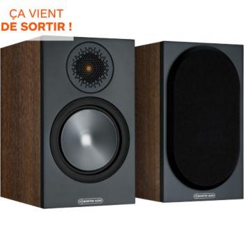 Monitor Audio Bronze 50 Walnut