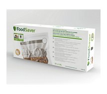 Sac de conservation Food Saver  FVB016X01 lot 20 sacs avec Zip 3.79L