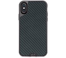 Coque Mous  iPhone X/Xs en Fibre de Carbone