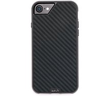 Coque Mous  iPhone 6/7/8 en Fibre de Carbone
