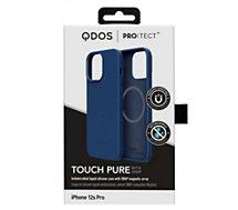 Coque Qdos  iPhone 13 Pro Touch bleu