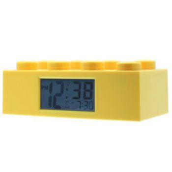 Lego Brique Jaune