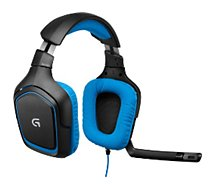 Casque gamer Logitech G430