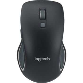 logitech m560 black souris boulanger. Black Bedroom Furniture Sets. Home Design Ideas