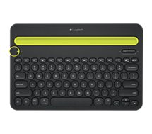 Clavier tablette Logitech  K480 Bluetooth Black