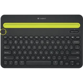 Logitech K480 Bluetooth Black