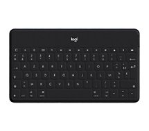 Clavier tablette Logitech  Keys To Go - Noir