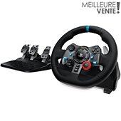 Volant + Pédalier Logitech G29 Driving Force PS5/PS4/PS3/PC