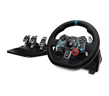 Volant + Pédalier Logitech G29 Driving Force PS4/PS3/PC