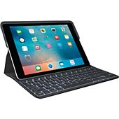Clavier tablette Logitech Create 9,7'' Backlit
