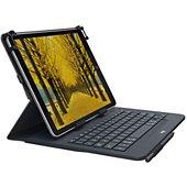 Clavier tablette Logitech Universal Folio pour tablettes 9'à 10'