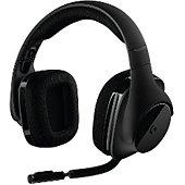 Casque gamer Logitech G533 Wireless Gaming Headset