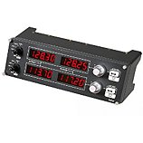 Instrument de vol Saitek  Pro Flight Radio Panel
