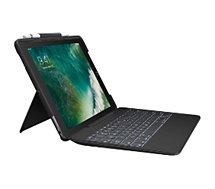 Clavier tablette Logitech Slim Combo pour iPad Pro 10.5'