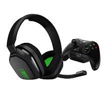 Casque gamer Astro A10 Gris/Vert + MixAmp M60