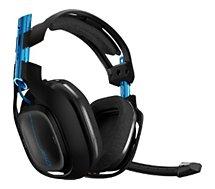 Casque gamer Astro  A50 Sans fil + Base Station pour PS4