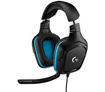 Casque gamer Logitech  G432