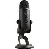 Micro Blue Microphones  YETI USB Blackout