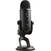Micro Blue Microphones YETI USB Blackout